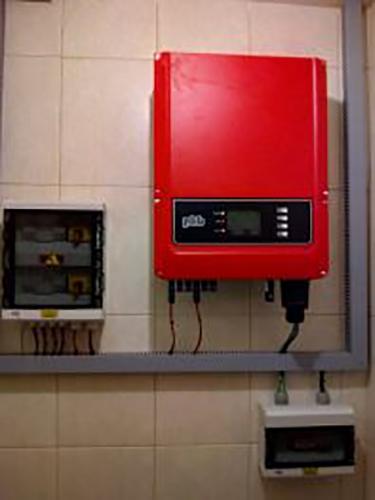 FUNDATO instala placas de energia solar fotovoltaica
