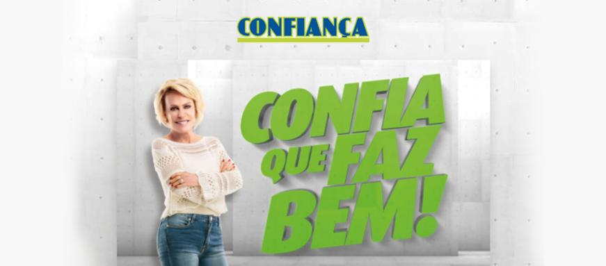 """Fundação Toledo é contemplada na campanha """"Confia que Faz Bem"""" do Confiança de Supermercados."""